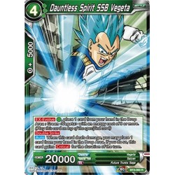 DBS BT3-060 R Dauntless Spirit SSB Vegeta