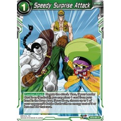DBS BT3-081 C Speedy Surprise Attack
