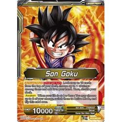 DBS BT3-083 UC Son Goku