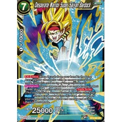 DBS BT3-084 SR Desperate Warrior Super Saiyan Bardock