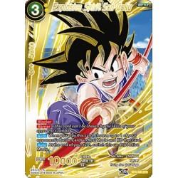 DBS BT3-088 SPR Explosive Spirit Son Goku