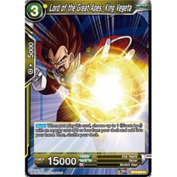 DBS BT3-093 C Lord of the Great Apes, King Vegeta