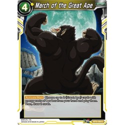 DBS BT3-106 C March of the Great Ape