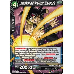 DBS BT3-110 UC Awakened Warrior Bardock