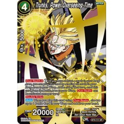 DBS BT3-111 SR Trunks, Power Overseeing Time