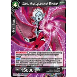 DBS BT3-114 R Towa, Reprogrammed Menace
