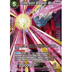 DBS BT3-116 SR Dimension Breaker Mira
