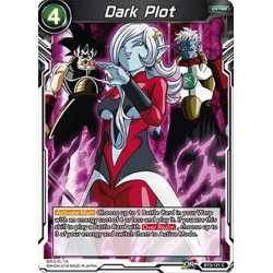 DBS BT3-121 C Dark Plot