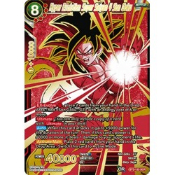 DBS BT3-123 SCR Hyper Evolution Super Saiyan 4 Son Goku