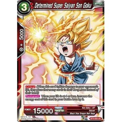 DBS BT3-005 Foil/UC Determined Super Saiyan Son Goku