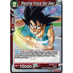 DBS BT3-007 Foil/C Shocking Future Son Goku