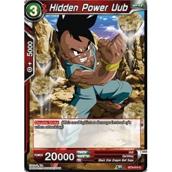 DBS BT3-014 Foil/C Hidden Power Uub