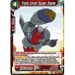 DBS BT3-021 Foil/UC Triple Union Super Sigma
