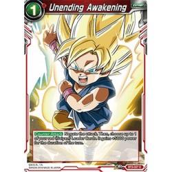 DBS BT3-027 Foil/C Unending Awakening