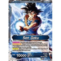 DBS BT3-032 Foil/UC Son Goku