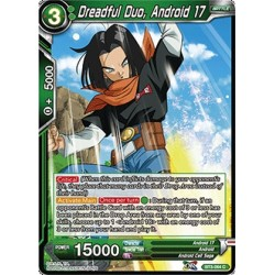 DBS BT3-064 Foil/C Dreadful Duo, Android 17