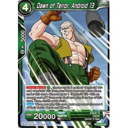 DBS BT3-070 Foil/UC Dawn of Terror, Android 13