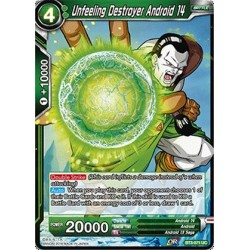 DBS BT3-071 Foil/UC Unfeeling Destroyer Android 14