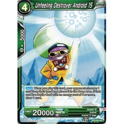 DBS BT3-073 Foil/UC Unfeeling Destroyer Android 15