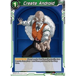DBS BT3-080 Foil/C Create Android