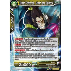 DBS BT3-085 Foil/UC Great Protector, Great Ape Bardock