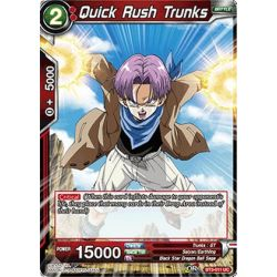 DBS BT3-011 UC Quick Rush Trunks