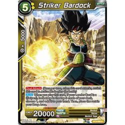 DBS BT3-086 C Striker Bardock