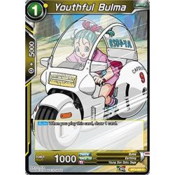 DBS BT3-095 C Youthful Bulma
