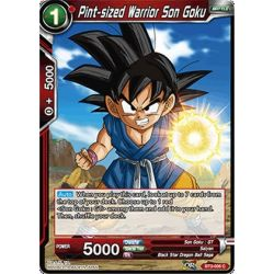 DBS BT3-006 Foil/C Pint-sized Warrior Son Goku