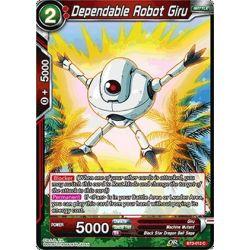 DBS BT3-012 Foil/C Dependable Robot Giru