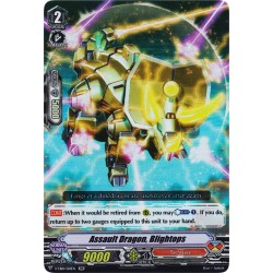 CFV V-EB01/010EN RR  Assault Dragon, Blightops