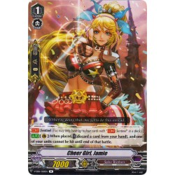 CFV V-EB01/028EN R  Cheer Girl, Jamie