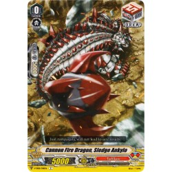 CFV V-EB01/041EN C  Cannon Fire Dragon, Sledge Ankylo