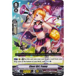CFV V-EB01/051EN C  Cheer Girl, Franny