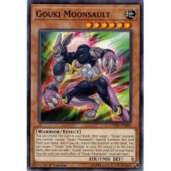 CYHO-EN003 Saut de Lune Gouki / Gouki Moonsault