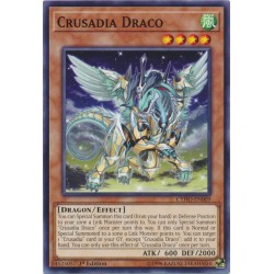 CYHO-EN009 Draco Croisédia / Crusadia Draco