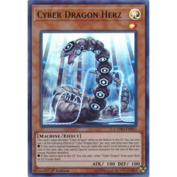 CYHO-EN015 Cyber Dragon Herz