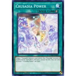 CYHO-EN055 Pouvoir Croisédia / Crusadia Power