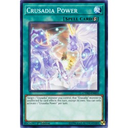 CYHO-EN055 Crusadia Power