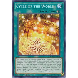 CYHO-EN056 Cycle du Monde / Cycle of the World