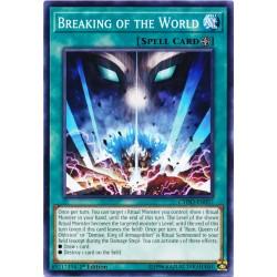CYHO-EN057 Rupture du Monde / Breaking of the World