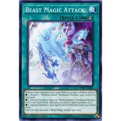 CYHO-EN063 Beast Magic Attack