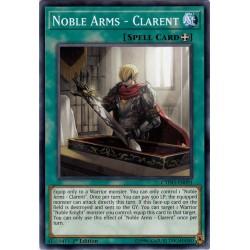 CYHO-EN091 Noble Arms - Clarent