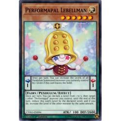 CYHO-EN094 Niveauportier Potartiste / Performapal Lebellman