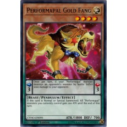 CYHO-EN095 Performapal Gold Fang