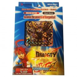 Future Card Buddyfight Ace - Starter Deck S SD01 Dradeity
