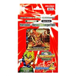 Future Card Buddyfight Ace - Starter Deck S SD03 Spiral Linkdragon Order
