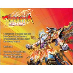 Boîte de 30 Boosters S BT01 Gargantua Awakened - Future Card Buddyfight Ace