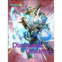 Boîte de 30 Boosters S BT02 Dimension Destroyer - Future Card Buddyfight Ace