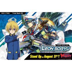 Trial Deck V TD03 Leon Soryu - Vanguard V